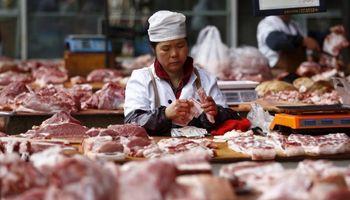 Estiman que China duplicará el consumo de carne en 10 años