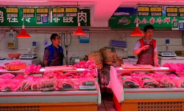 Habrá una gran demanda interna de carne de cerdo en el Año Nuevo Chino, que se celebra el 25 de enero.