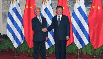China eligió a Uruguay como plataforma de desembarco en el Mercosur