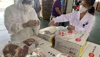 Video: así es el control sanitario que atraviesa la carne argentina en China
