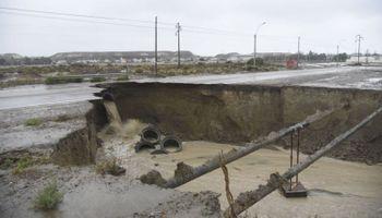 El Senado aprobó por unanimidad la emergencia para Chubut