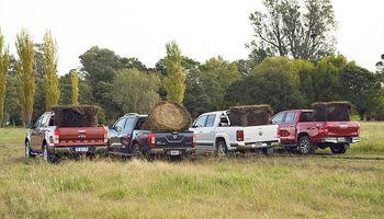 Una camioneta lidera el mercado de automóviles, a pesar de la caída de las ventas