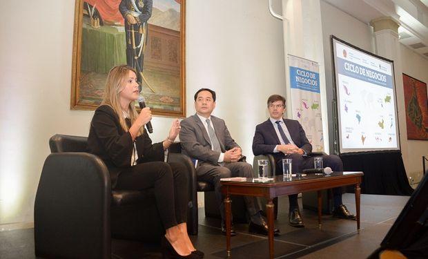 Marisa Bircher, secretaria de Mercados Agroindustriales del Ministerio de Agroindustria.