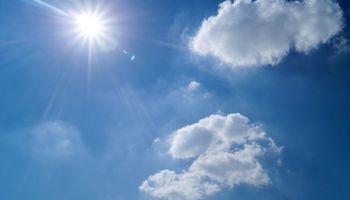 Fin de semana con cielos despejados