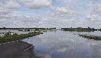 Un pueblo podría desaparecer por las inundaciones