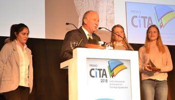 Tres innovaciones de CLAAS fueron premiadas en CITA 2018
