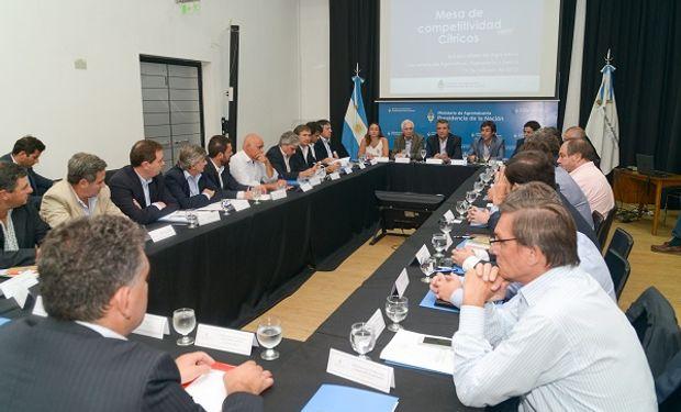 Es la séptima mesa que se conforma de manera sectorial con participación público y privada.
