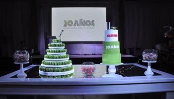 CLAAS celebró sus 20 años en Argentina