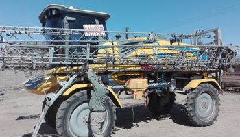 Córdoba: clausuran una pulverizadora por trabajar ilegalmente