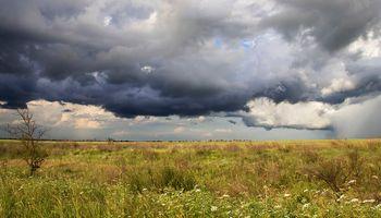 Alerta por tormentas para parte de Santa Fe, Buenos Aires y Córdoba