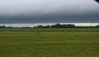 Con lluvias para los próximos días, el mes finalizará con acumulados por debajo de los valores medios
