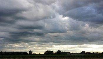 Cambio de ambiente: el pronóstico anticipa un fin de semana inestable, con lluvias sobre zonas puntuales