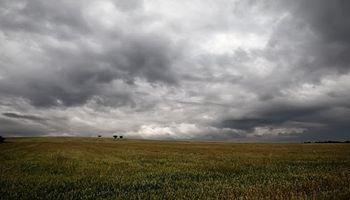 Alerta por tormentas fuertes en Entre Ríos, Santa Fe y Córdoba