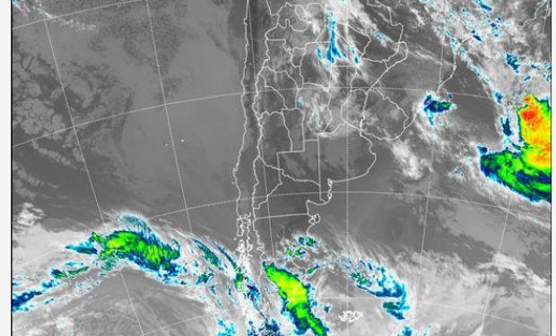 Fuente Servicio Meteorológico Nacional