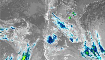Sobre el noreste entrerriano se insinúa el desarrollo de un sistema de mal tiempo