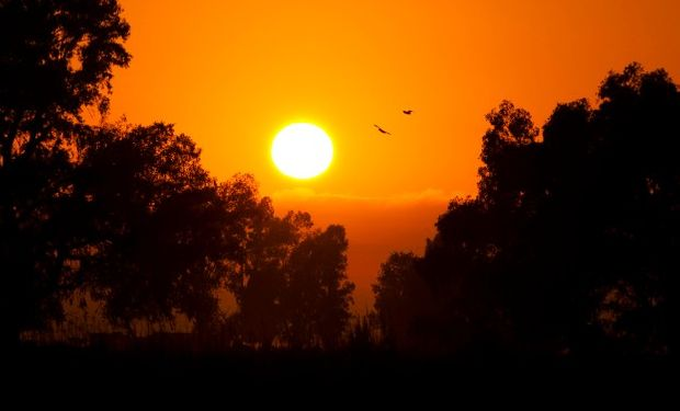 Tendencia climática para el final del verano y comienzo del otoño.