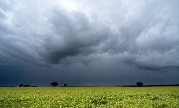 Posibilidad de nuevas lluvias.