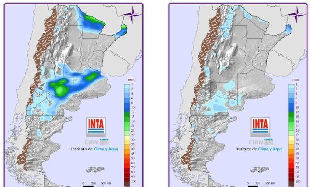 Fuente: INTA Clima y Agua.
