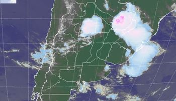 Región pampena: escasez de lluvias domina la escena
