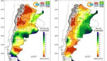 Marcado déficit hídrico en Córdoba: lluvias fueron un 62% inferiores al promedio histórico