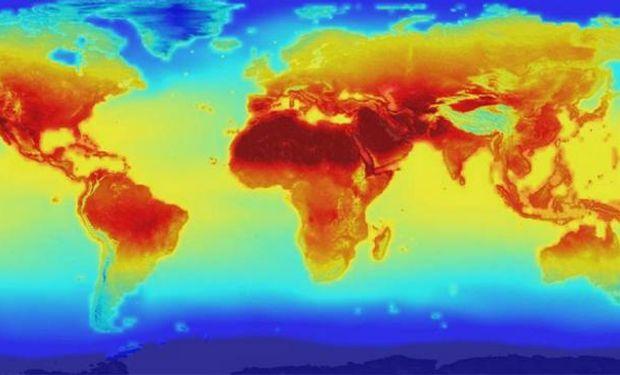 Combinan mediciones históricas con datos de simulaciones climáticas para proporcionar previsiones de cómo la temperatura y precipitación podrían cambiar.