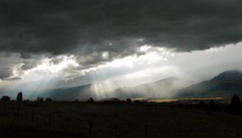 El jueves pueden volver a concretarse lluvias de gran escala