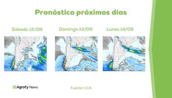 Informe de clima: el pronóstico para las próximas semanas y la llegada de La Niña