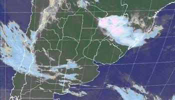 Pronóstico sin precipitaciones para la región pampea