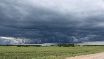 El centro y norte del país se ve atravesado por tormentas fuertes y caída de granizo