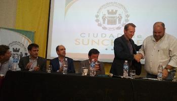 El Cluster Lechero de Ceres recibió 20 millones de pesos