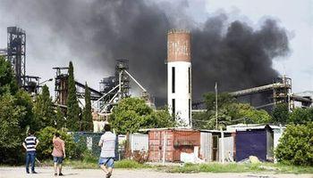 Explosión Cofco: tras el paro los recibidores de granos retomaron sus actividades