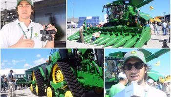 La tecnología como eje en el Farm Progress Show