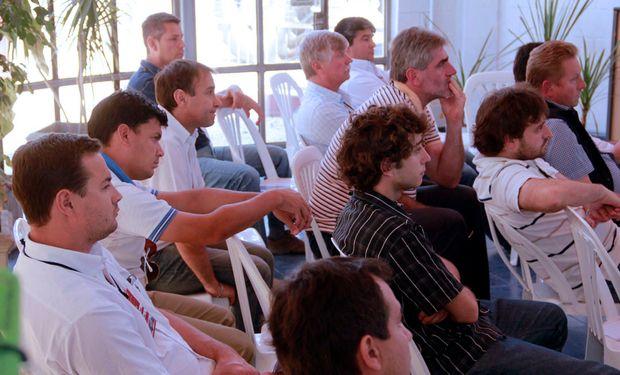 De la jornada participaron distribuidores y representantes de capital humano de la empresa