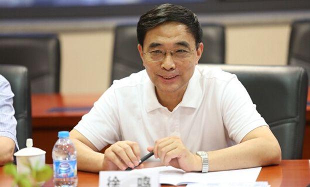 Viceministro de la Administración Estatal de Granos de China, Wu Zidan.