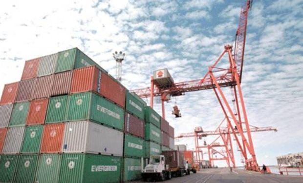 En julio, el comercio entre ambos países se redujo un 14,7%, siempre en la medida interanual.