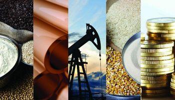 Commodities acumulan un alza de hasta 50% en 2016