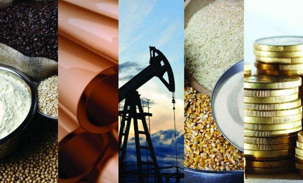 Commodities avanzaron a paso firme en lo que va de 2016.