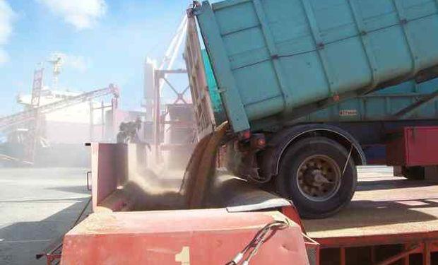 Envíos de cereales al exterior se potenciaron en el primer semestre.