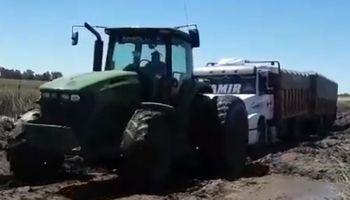 Video: complicaciones por la falta de caminos en Bolivar