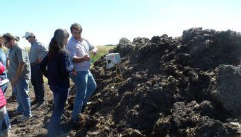 Sin antecedentes en la Argentina: un sensor optimiza la producción de compost