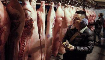 China compró un 17% menos de carne en junio, pero volvió a aumentar la importación de soja