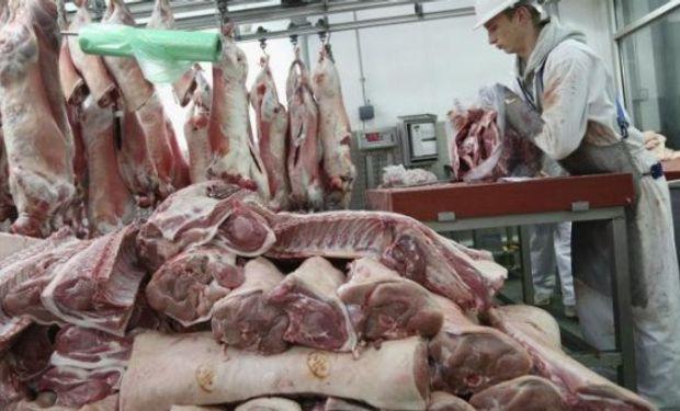 China adquirió 10 veces más carne deshuesada