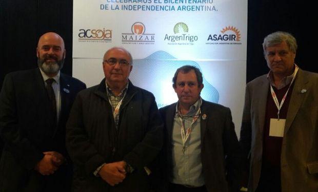 Comunciado de MAIZAR, ARGENTRIGO, ASAGIR Y ACSOJA.