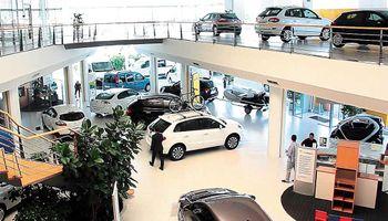 Se reactiva el patentamiento de vehículos cero kilómetro