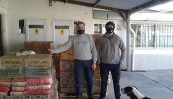 Conectados para ayudar: la campaña solidaria de Adama que recolectó cinco mil platos de alimentos