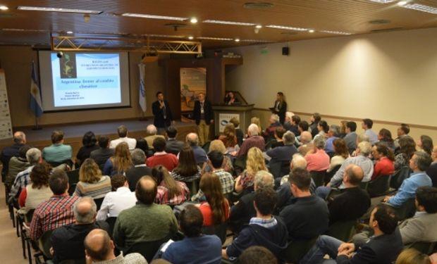 Conferencia inaugural de la XVI Reunión Argentina y VIII Latinoamericana de Agrometeorología.