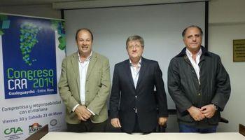 Se presentó el Congreso de CRA en Buenos Aires