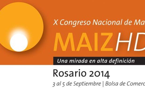 Programa y disertantes para el X Congreso de Maíz