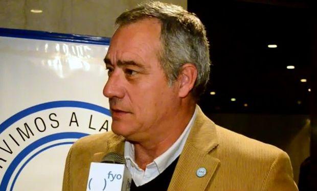 Gustavo Sutter Schneider, titular de la Sociedad Rural de Rosario