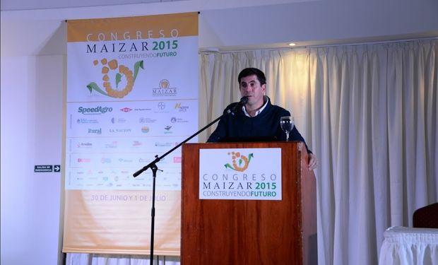 El Taller estuvo en manos de Carlos Vasallo representante de la empresa Dow Agrosciences.